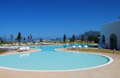 Resort in Calabria